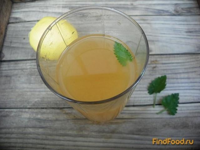 Сок из персиков рецепты