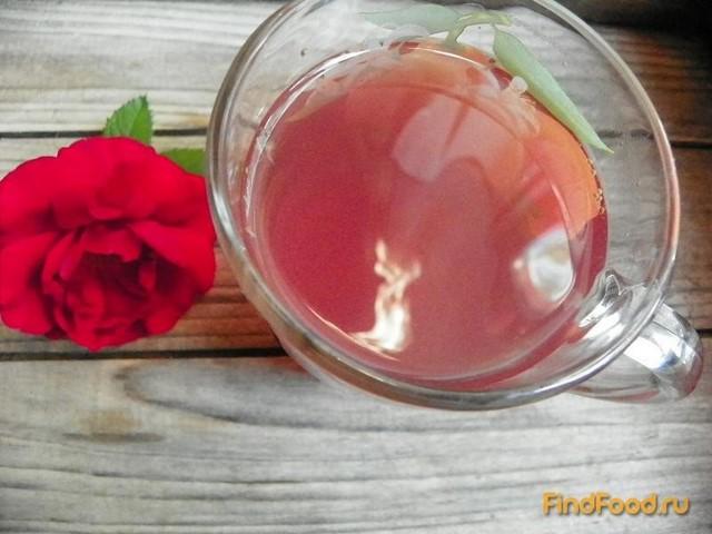 Рецепт Ягодный напиток рецепт с фото