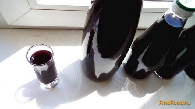 Рецепт Домашняя вишнёвка рецепт с фото