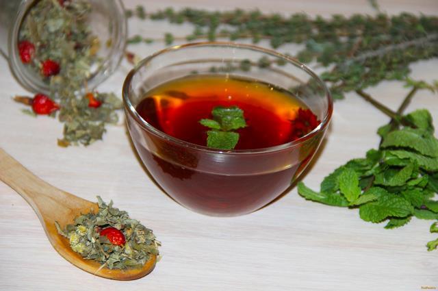 Рецепт приготовления травяного чая рецепты приготовления языка в сметанном соусе
