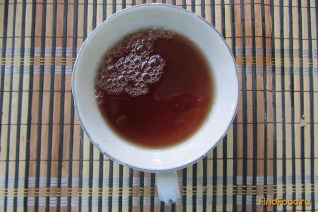Чай с молоком рецепт с фото 3-го шага