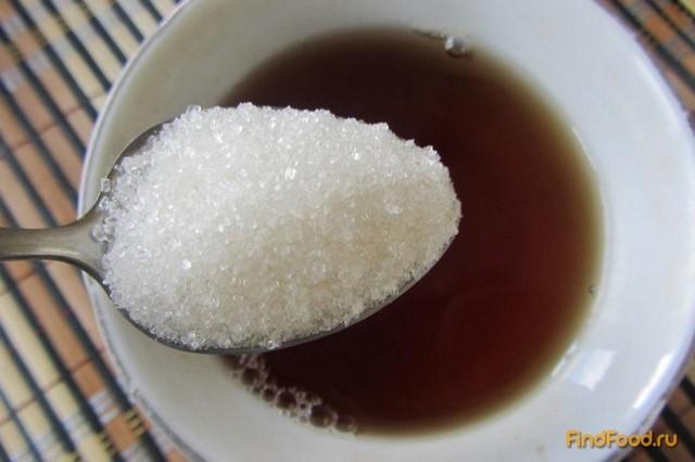 Чай с молоком рецепт с фото 4-го шага