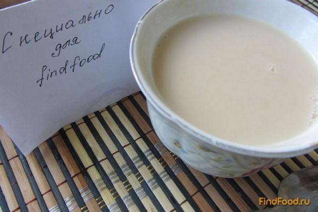 Чай с молоком рецепт с фото 6-го шага