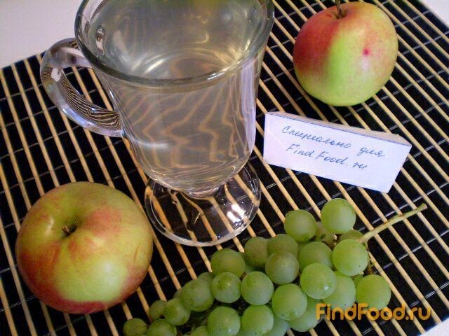 как приготовить яблочный компот в домашних условиях