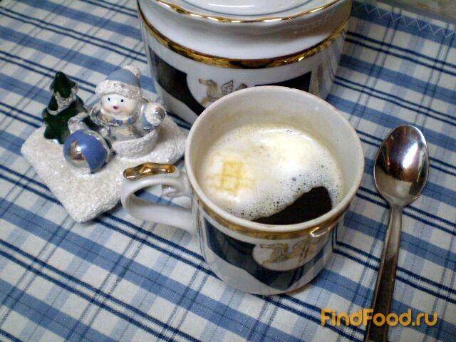 рецепты приготовления черного кофе