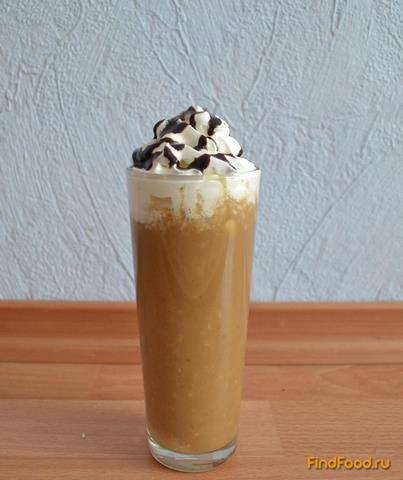Рецепт Бананово-миндальный кофе рецепт с фото