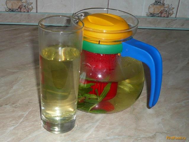 Рецепт Мятно-апельсиновый напиток рецепт с фото
