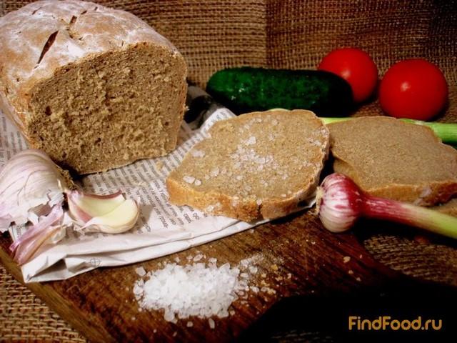 Рецепт Хлеб для кваса и квас из него рецепт с фото