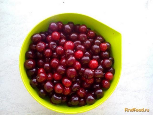 вишневая наливка на водке рецепт приготовления