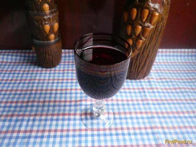 Рецепт Домашнее виноградное вино рецепт с фото