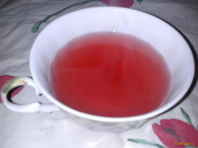 Рецепт ягодный компотик рецепт с фото