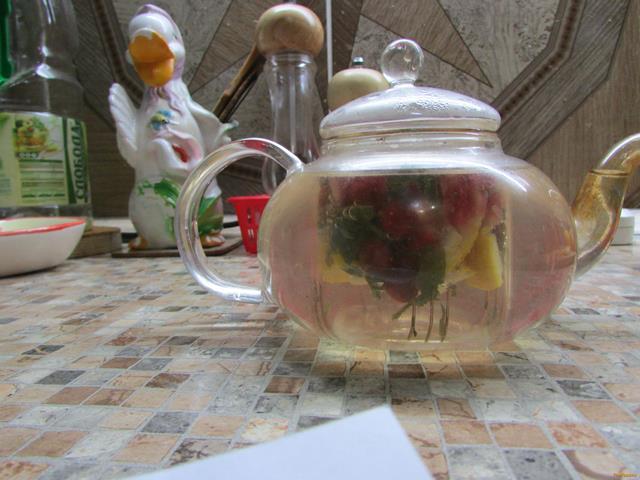 Рецепт Зимний чай рецепт с фото