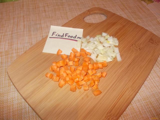Постный лагман рецепт с фото 4-го шага