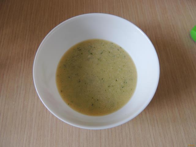 Рецепт Детский суп-пюре из кролика рецепт с фото