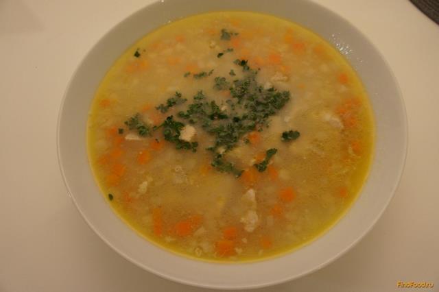 Рецепт Сербский суп с телятиной рецепт с фото