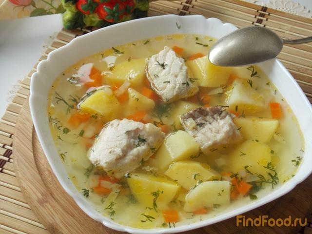 рецепты супа из осетрины