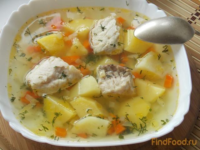 суп из осетра и лапши рецепт с фото
