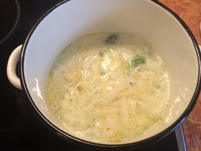 суп пюре рецепты приготовления с фото на 2 литра кастрюля