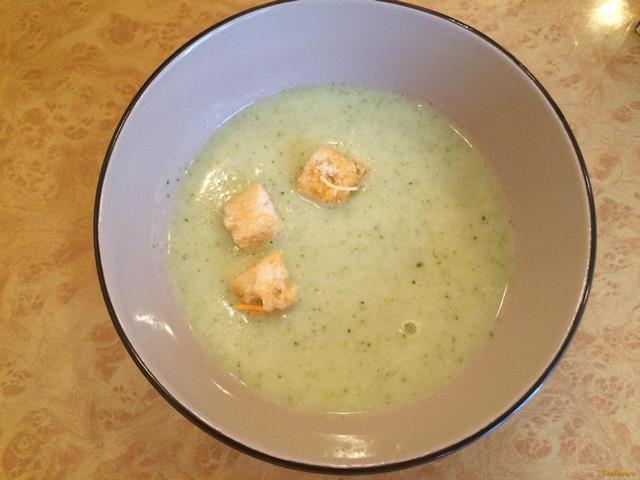 Рецепт Суп-пюре с цветной капустой и брокколи рецепт с фото