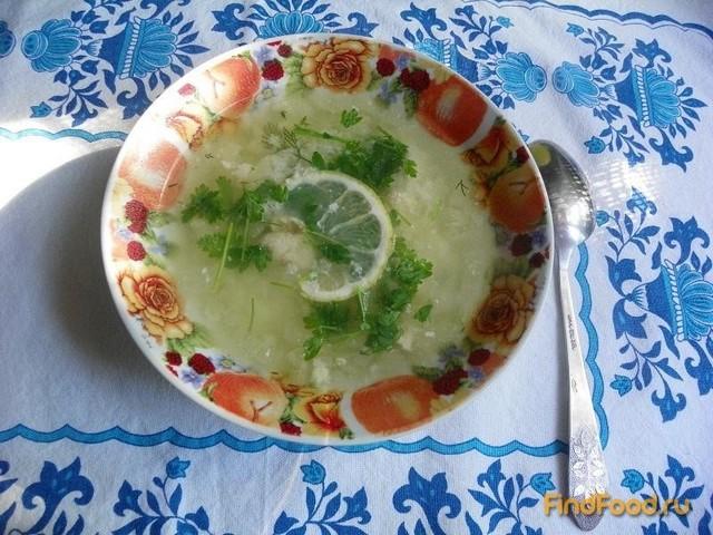 Рецепт Суп с курицей и вермишелью рецепт с фото