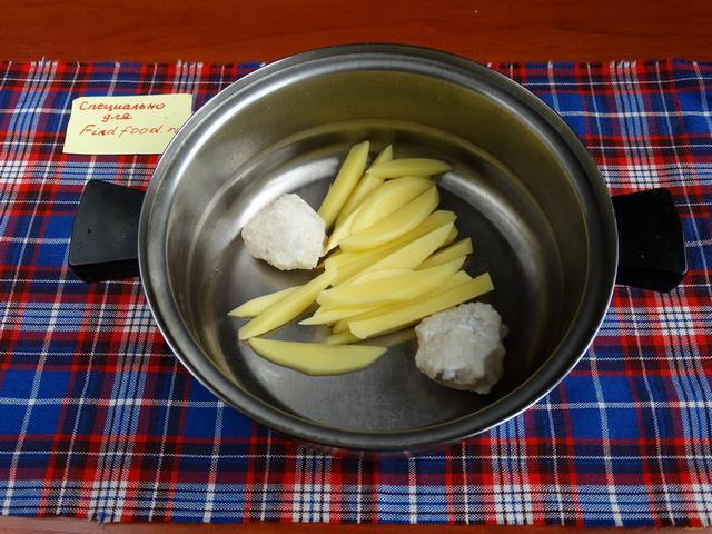 Суп с фрикадельками из говядины - пошаговый рецепт с фото ...