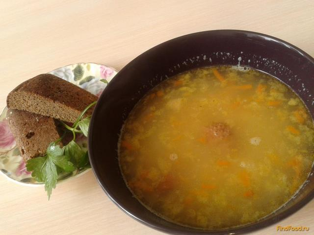 Рецепт Суп гороховый с куриной грудкой в мультиварке рецепт с фото