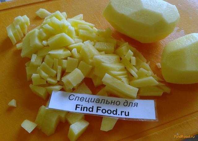 рецепт суп с сырками и овощами