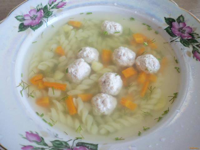 рецепт диетического супа с фото