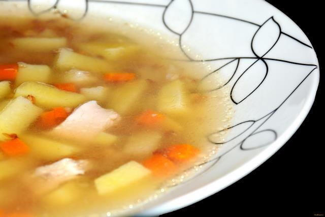 Рецепт Гречневый суп с индейкой рецепт с фото