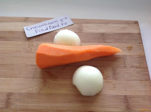 Рисовый суп без картошки рецепт с фото 4-го шага