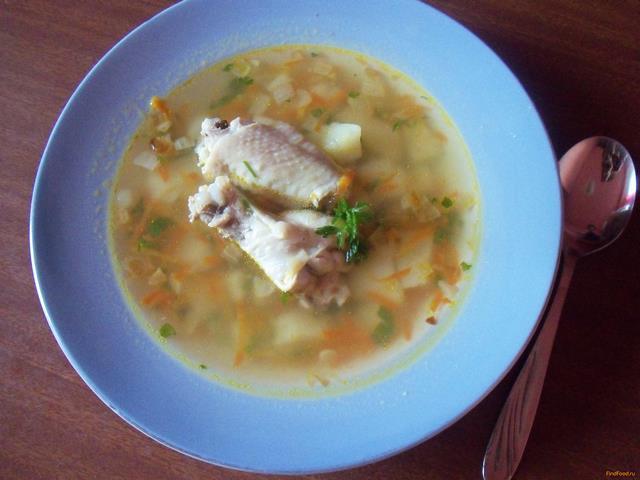 Рецепт картофельный суп пюре с курицей рецепт с пошагово в