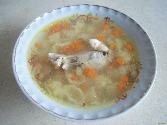 Сколько варить куриные крылышки для супа