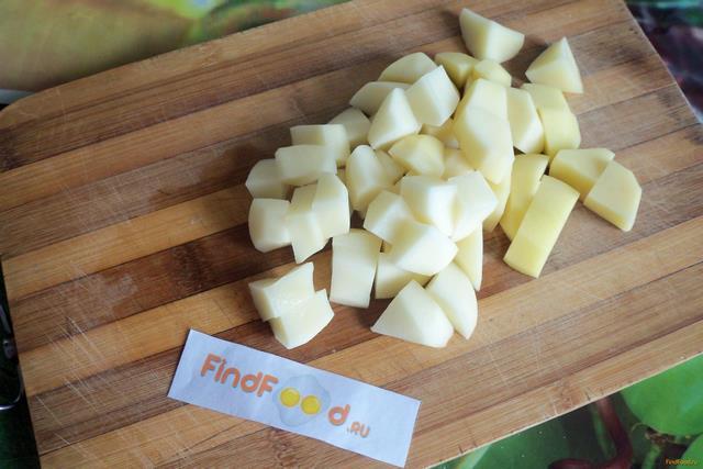 Суп из индейки с макаронами рецепт с фото 2-го шага