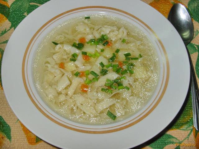 суп в мультиварке на курином бульоне рецепты с фото