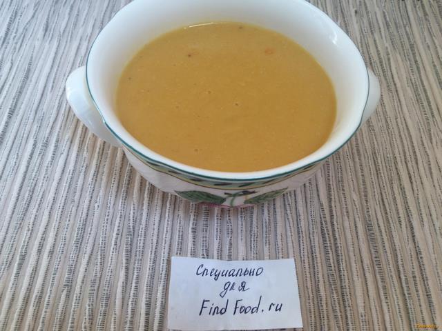 рецепт чечевичного супа с имбирем