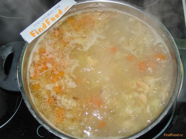 Уха с рисом рецепт пошагово