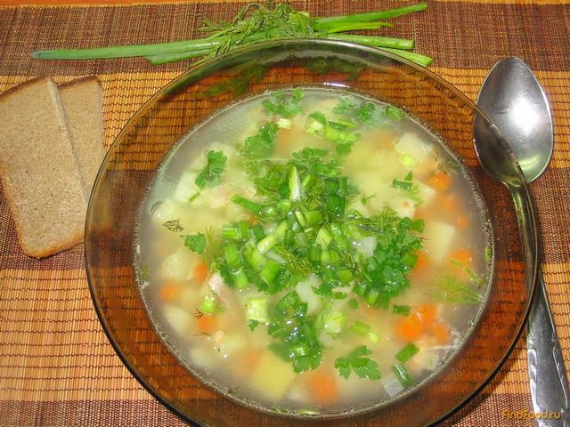суп из головы семги в мультиварке рецепт