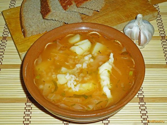Как сделать клецки в супе
