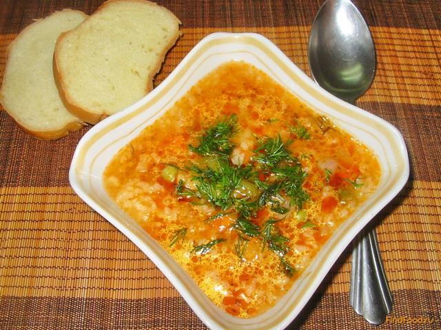 супы из овощной смеси рецепт с фото