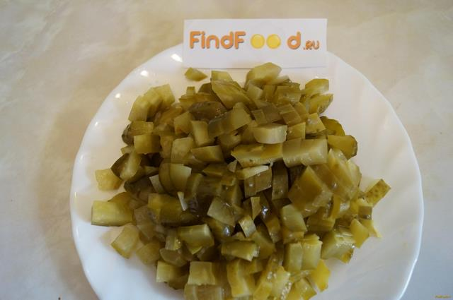 рецепт приготовления 1-го блюда солянки
