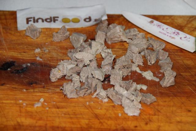 Картофельный суп с индейкой рецепт с фото 7-го шага