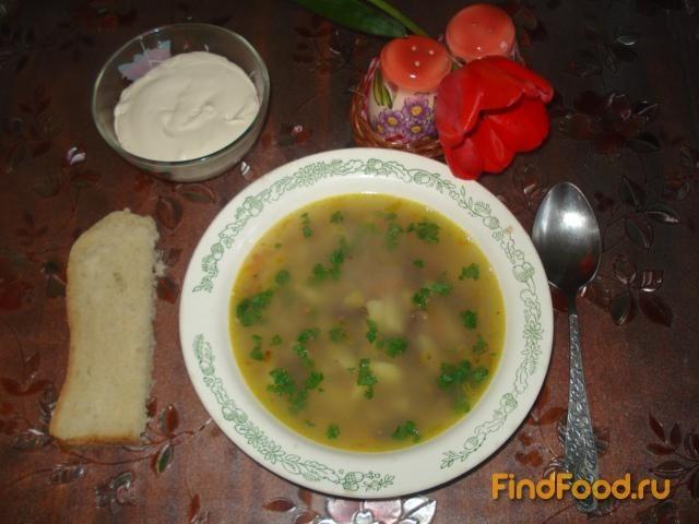 рецепт суп с куриными сердечками мультиварка