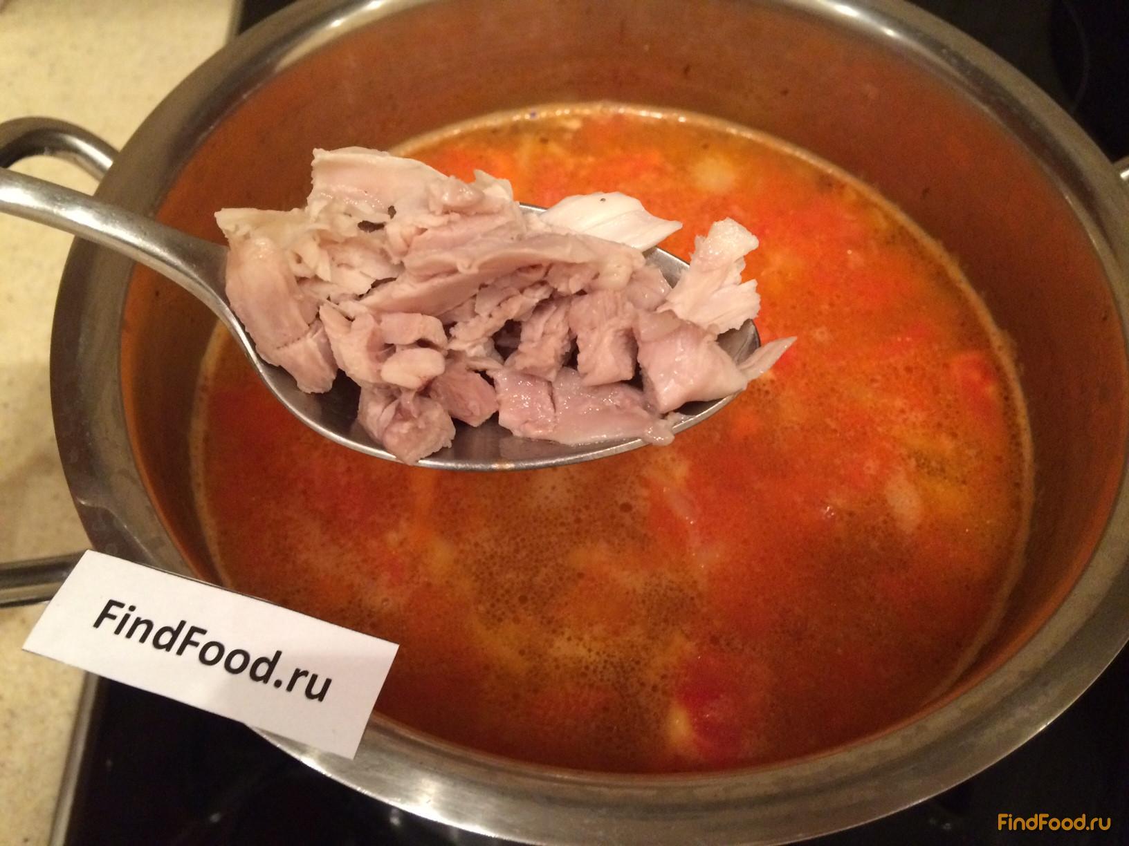 Борщ из говядины рецепт с пошагово