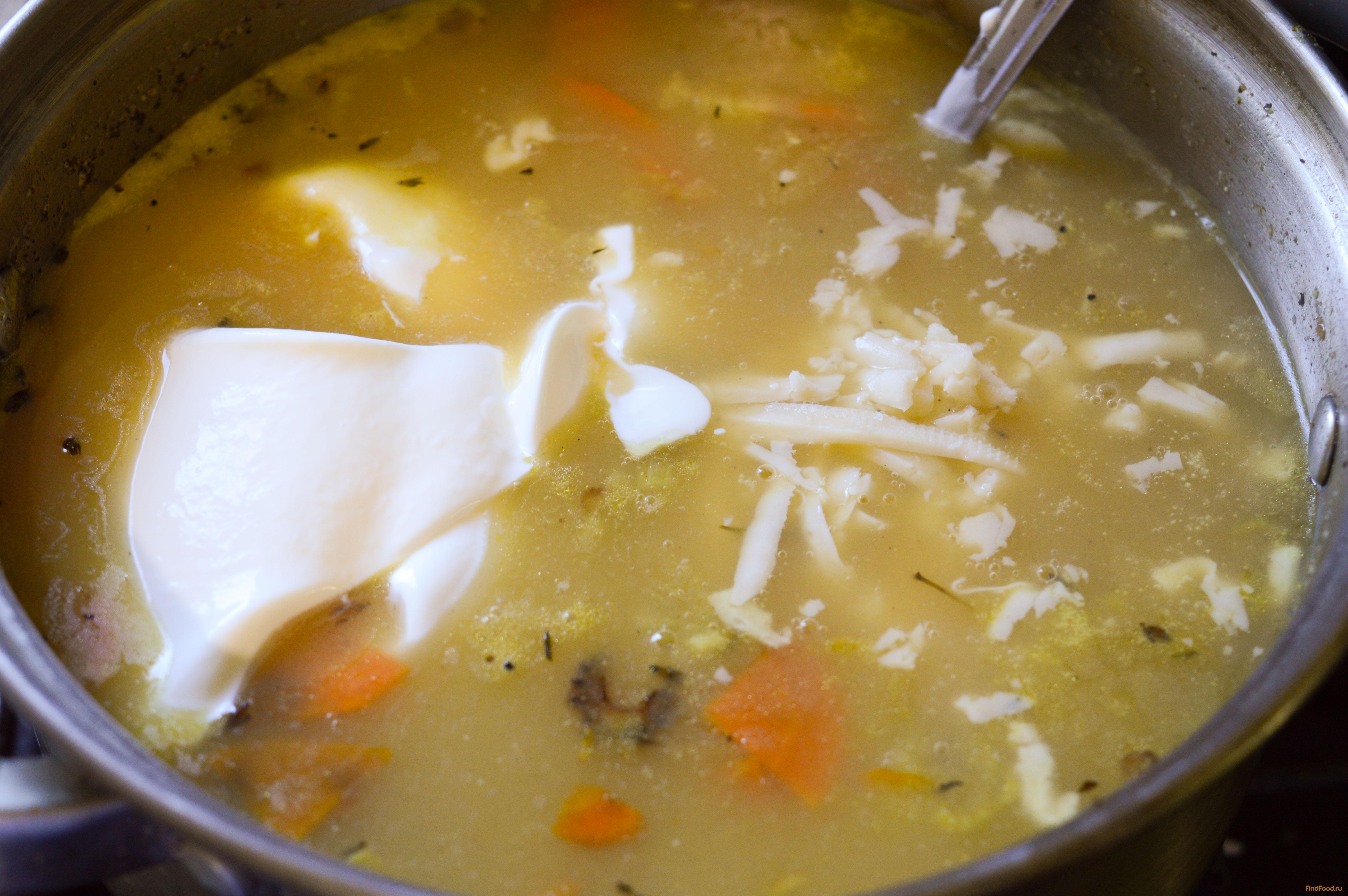 Рисовый суп с рецепт пошагово