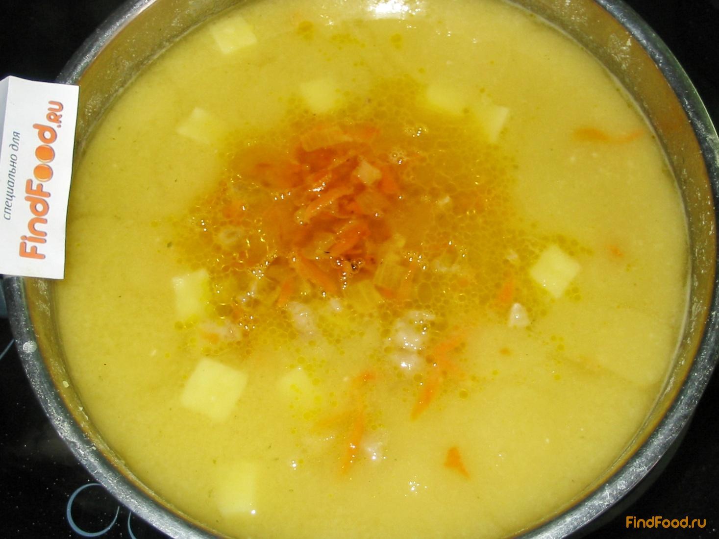 Суп с капустой рецепт пошагово 99
