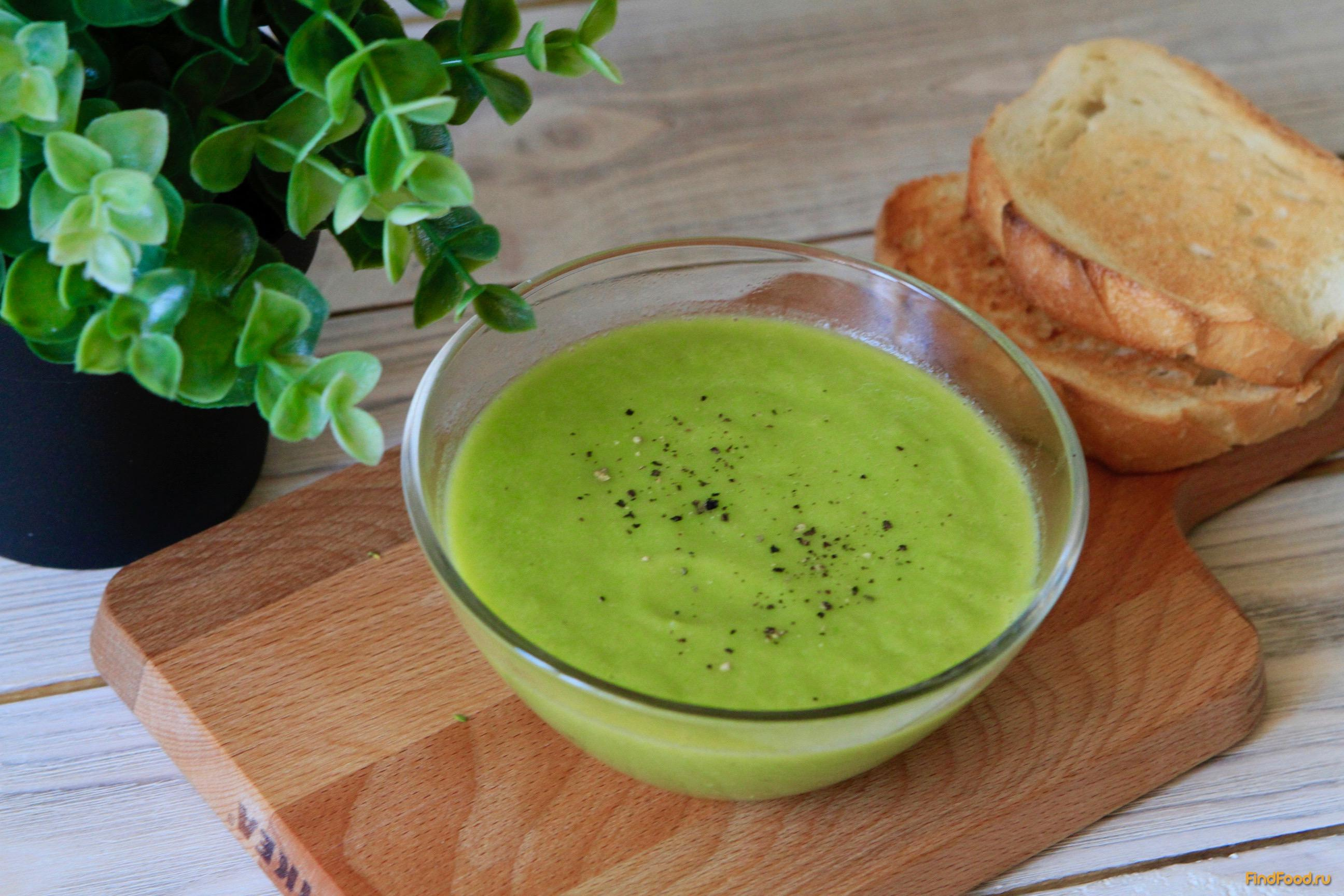 Суп пюре из фасоли рецепт с фото