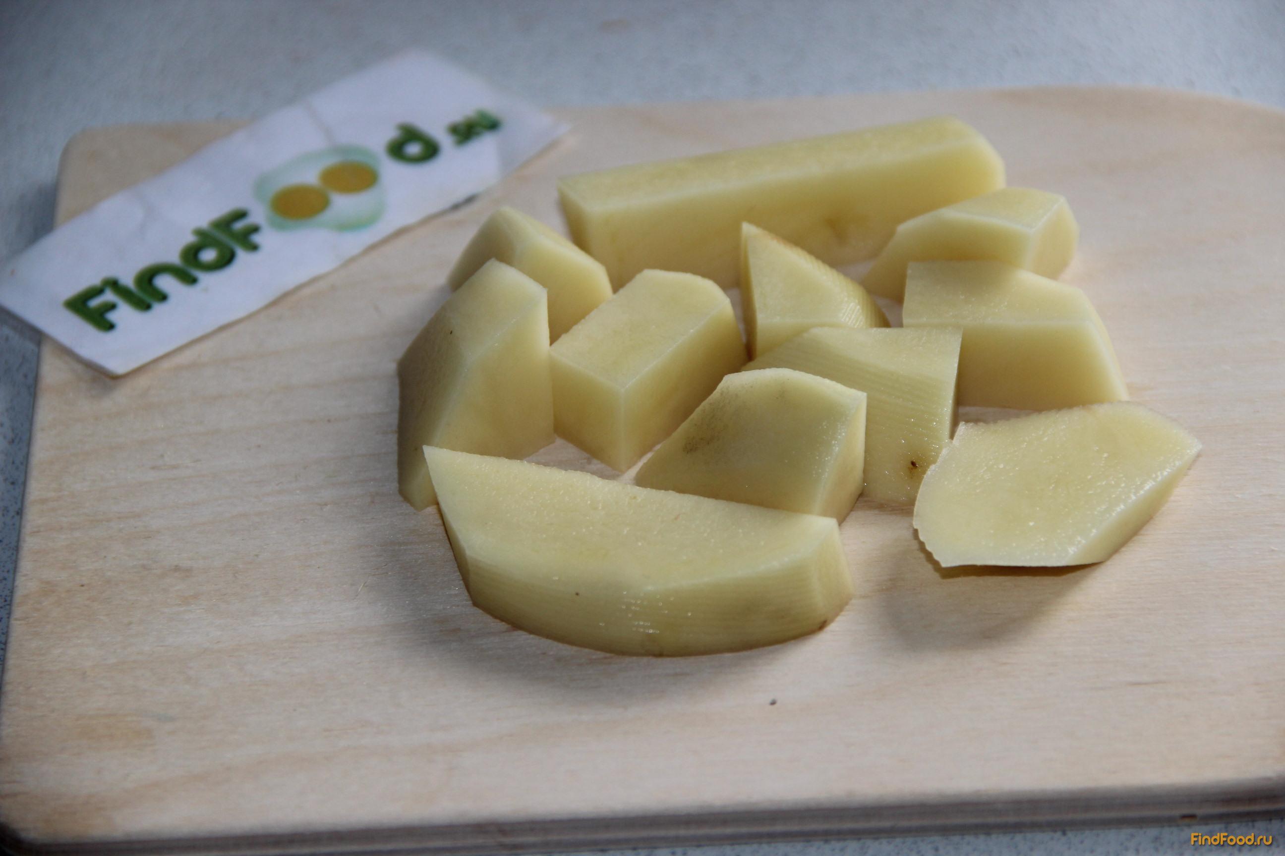 сырный крем суп с картофелем рецепт