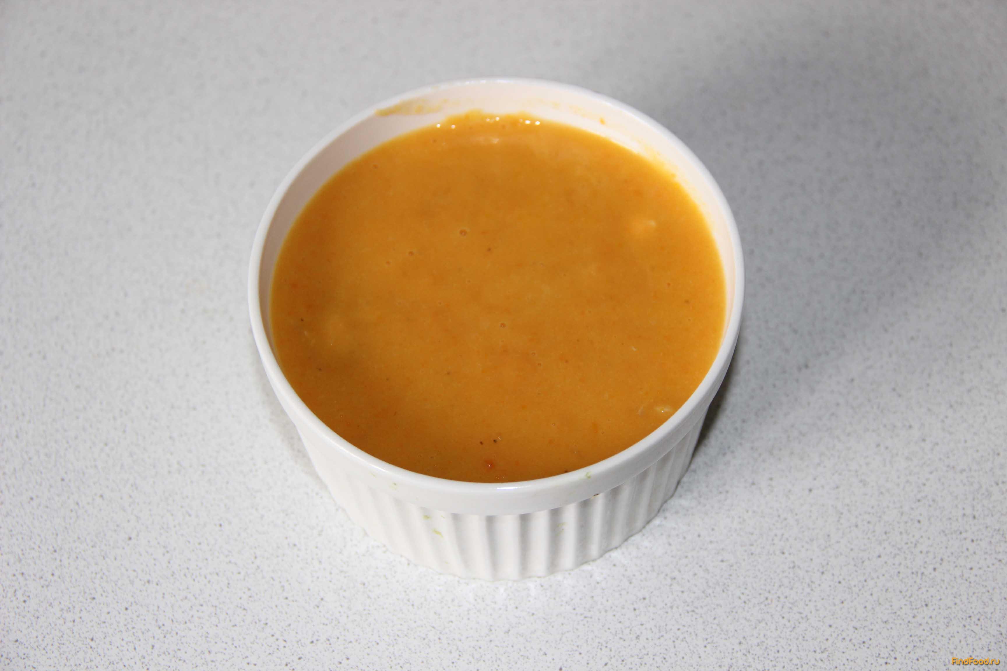 Рецепт картофельного крем супа пошагово