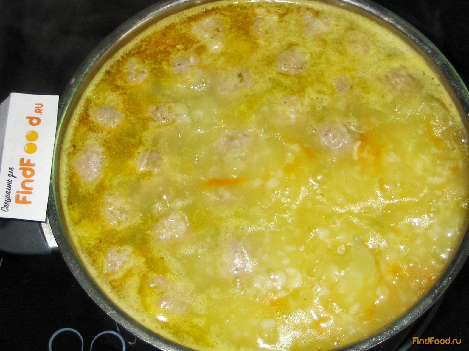 Рисовый суп с свининой рецепт пошагово
