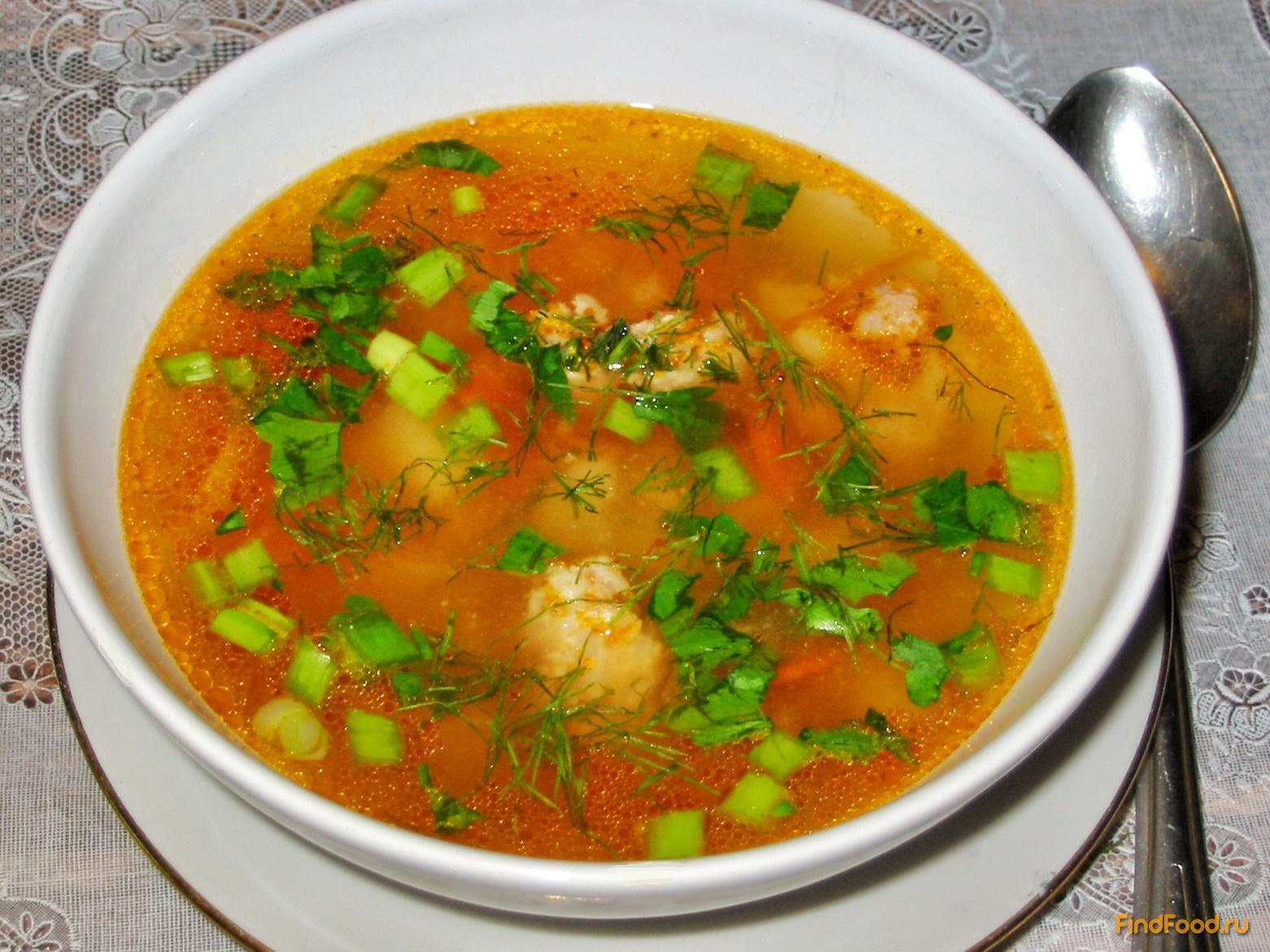 Суп с индейки рецепт пошагово
